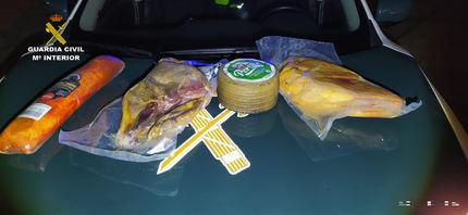 La Guardia Civil detiene a tres personas en Torija por robo en un área de servicio de la Autovía del Nordeste
