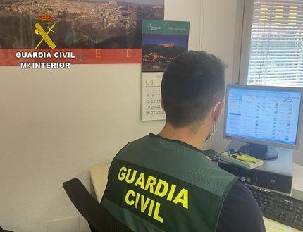 La Guardia Civil de Ciudad Real investiga a un ciclista por un delito de lesiones imprudentes