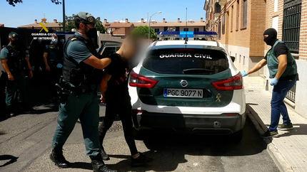 La Guardia Civil de Toledo investiga a 44 conductores por delitos contra la seguridad vial durante el mes de septiembre