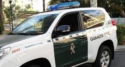 La Guardia Civil en Guadalajara evacúa en helicóptero a dos personas y auxilia a otras tres que se encontraban aislados