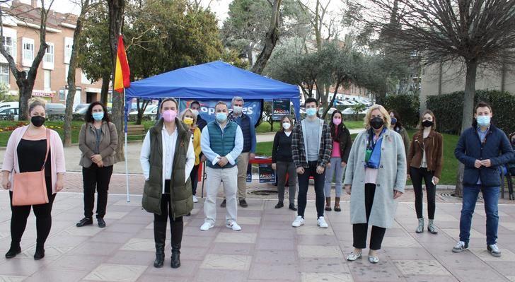 """Guarinos critica al Gobierno de España """"por alentar el terrorismo callejero"""" y le reprocha """"su falta de apoyo"""" a las Fuerzas y Cuerpos de Seguridad del Estado"""