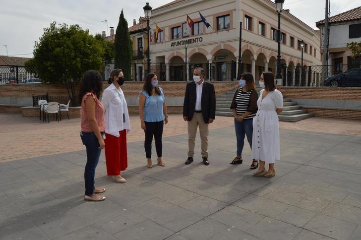 """Guarinos valora positivamente la iniciativa de Núñez frente a la """"ocupación ilegal de viviendas"""" ante la """"pasividad de Page y Sánchez"""""""