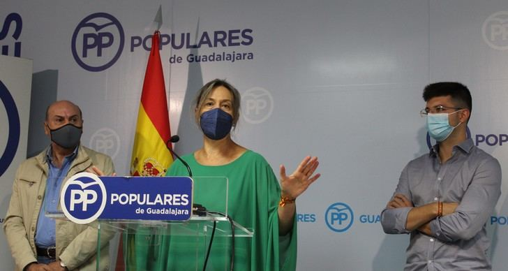 Guarinos advierte del `pucherazo electoral´ de Page, con la complicidad de Ciudadanos, en un pacto `oculto´ para incrementar el número de diputados