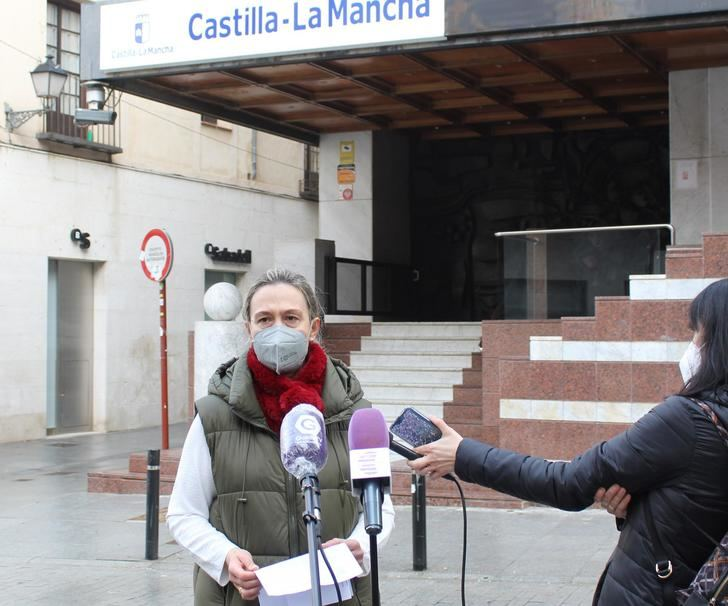 Guarinos pide explicaciones al Gobierno socialista de Page sobre el traslado de pacientes Covid del Hospital de Guadalajara a residencias de mayores sin confirmar previamente su estado mediante PCR