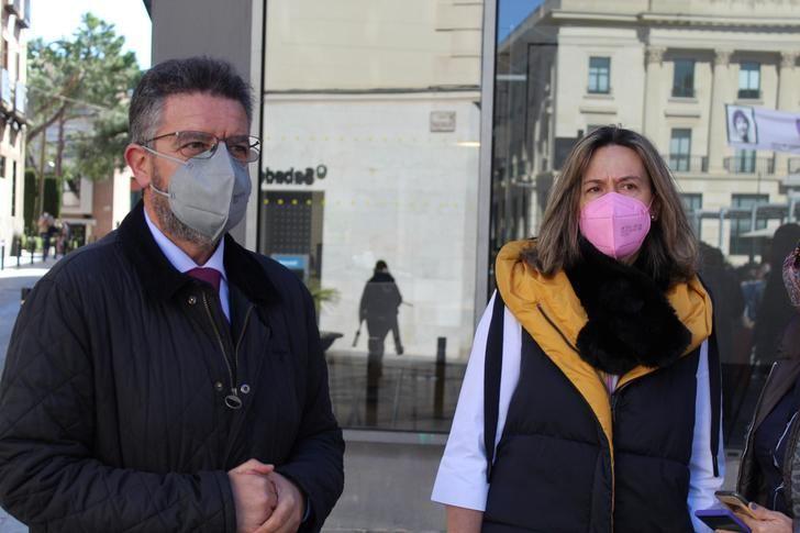 """Guarinos : """"La pandemia nos ha permitido conocer al verdadero Page quien ha demostrado falta de sensibilidad con las personas y de capacidad en la gestión"""""""