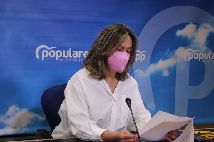"""Guarinos exige al Gobierno de Page que """"regrese de vacaciones y explique a los castellano-manchegos cómo está siendo el proceso de vacunación frente al coronavirus"""""""