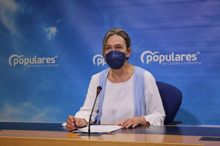 """Guarinos acusa a Page de `tergiversar´ los datos: """"Castilla-La Mancha es una de las comunidades con mayor retraso en ritmo de vacunación de toda España"""""""