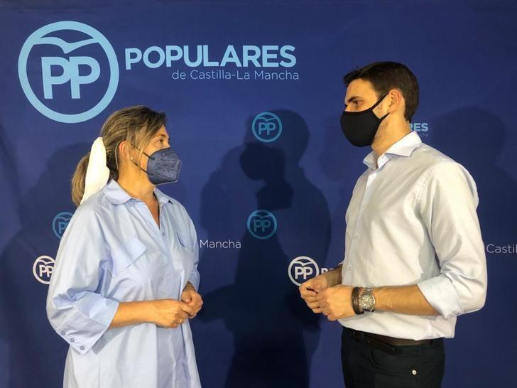 """Guarinos: """"El PP de Paco Núñez se presenta como alternativa real a un Gobierno de Page que vive alejado de la sociedad castellano-manchega"""""""