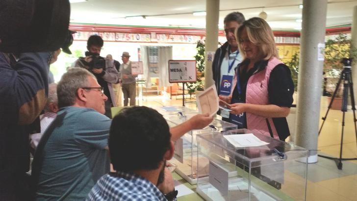 """Guarinos apela al """"voto responsable y útil, porque hoy decidimos el futuro que queremos para España, Castilla-La Mancha y Guadalajara"""""""