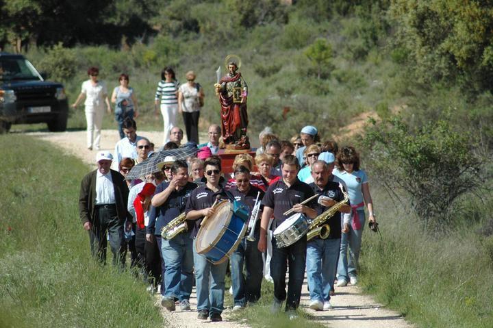 Henche celebra este sábado la tradicional romería de San Bartolomé