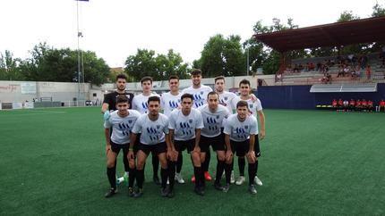 Alcalá B vs Hogar Alcarreño ese sábado 17 de agosto a las 10 horas