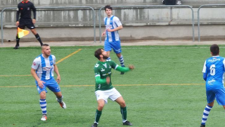 El Hogar Alcarreño 1-4, dejó su sello goleador en la Ciudad Imperial