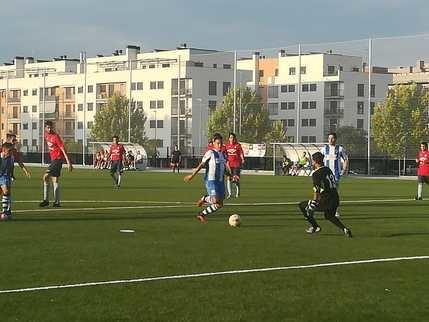 Triunfo, 7-0, del Hogar Alcarreño