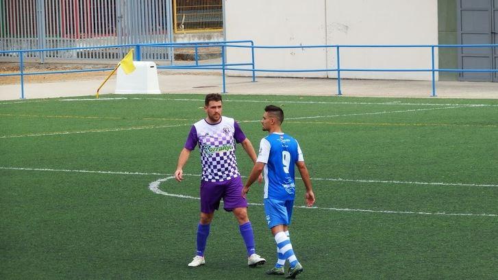 Cristian de la Mata, autor del hat-trick