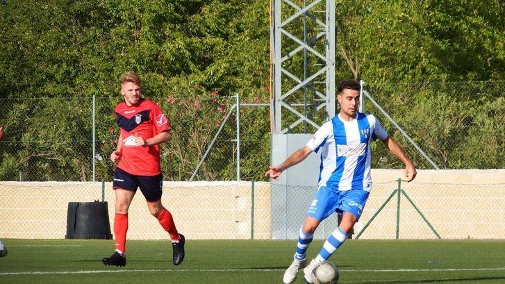El Hogar Alcarreño,1-0, cae en Mocejón