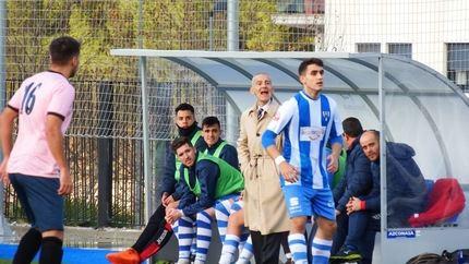 El Hogar Alcarreño, 3-0, pudo con el Noblejas