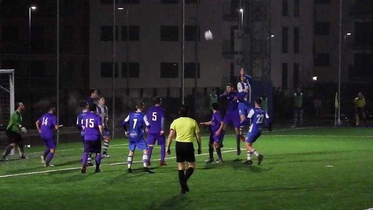 El colista no fue rival, 4-1, para el Hogar Alcarreño