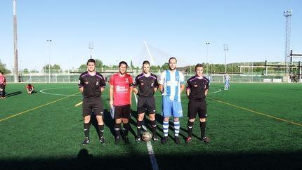 El Hogar Alcarreño, 2-3, vence en Talavera