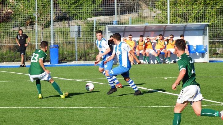 El Hogar Alcarreño derrota, 2-1, al Toledo B