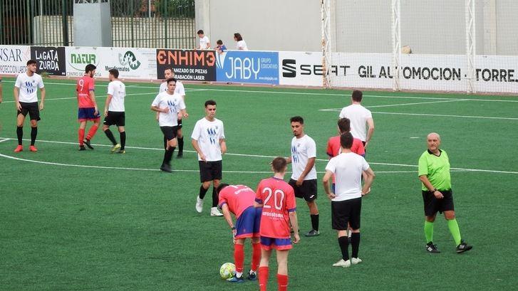 El Hogar Alcarreño, 4-0, compitió mientras le duraron las fuerazas