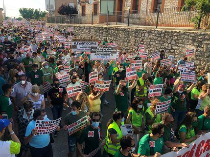 El pueblo de Horche reclama soluciones en contra de la okupación y sus consecuencias