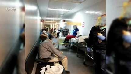 Los médicos de CLM exigen al SESCAM protección sanitaria ante el elevado número de contagios de coronavirus