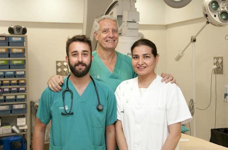 El Hospital de Guadalajara, premio al mejor caso clínico en el Congreso Nacional de Cardiología