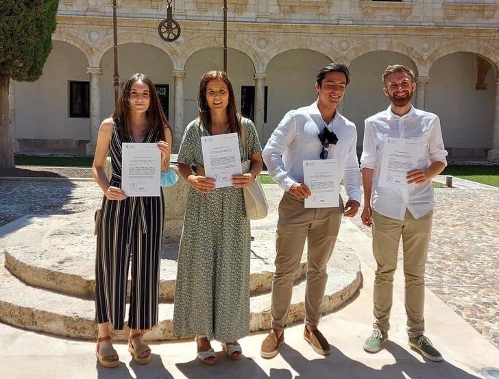 El servicio de Farmacia del Hospital de Guadalajara, premiado por la Universidad de Alcalá por un trabajo sobre la mejora de la información a pacientes con tratamientos citostáticos