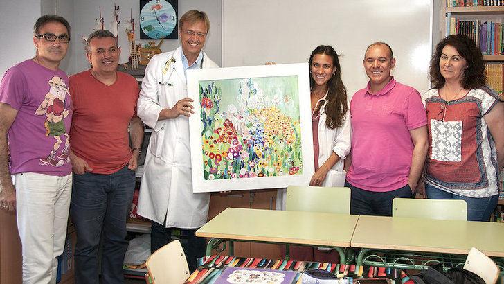 El Hospital de Guadalajara finaliza el curso 2018/2019 con un total de 428 alumnos