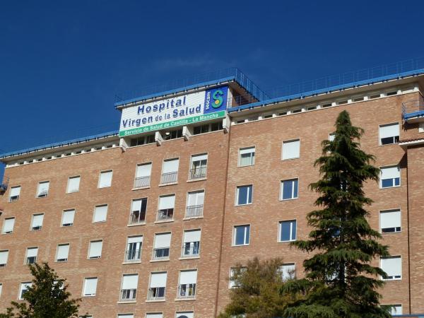 Denuncian un nuevo colapso de las Urgencias del Hospital Virgen de la Salud de Toledo con 52 pacientes en espera de ingreso