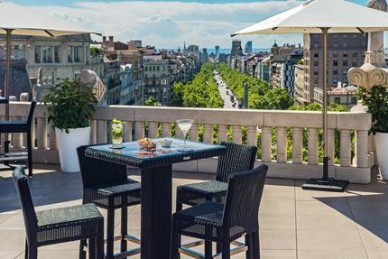 Hoteles Center inaugura sus terrazas y azoteas para recibir al buen tiempo