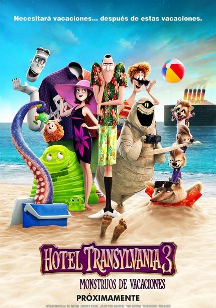 Hotel Tansilvania 3 : Unas vacaciones monstruosas