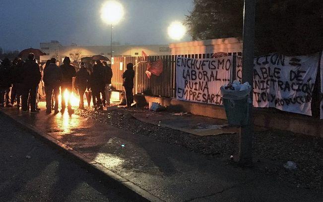 La plantilla de Schreder-Socelec de Marchamalo en huelga este el jueves