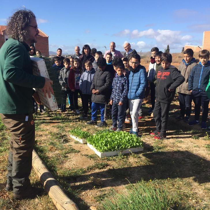 Fundación Global Nature y Ecoembes llevan la biodiversidad, el reciclaje y la economía circular a centros educativos
