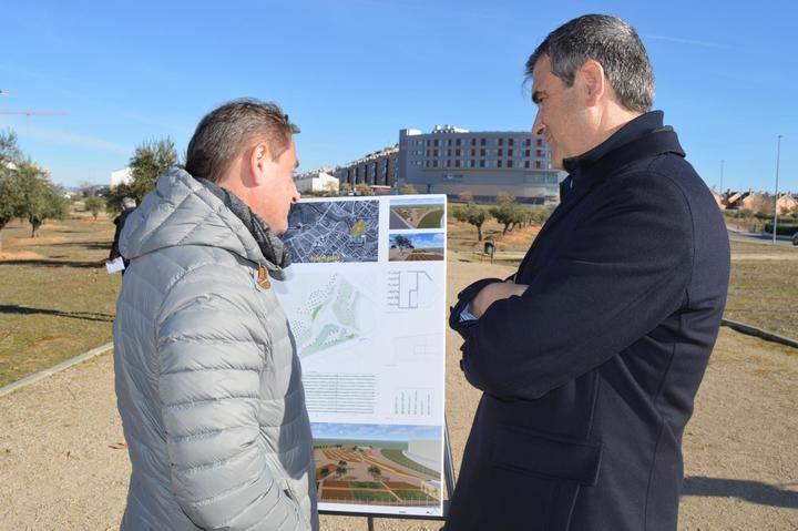 El Ayuntamiento de Guadalajara da los primeros pasos para que la ciudad disponga de 188 huertos urbanos