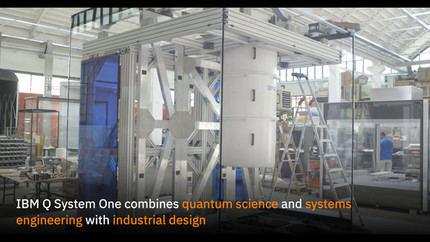 IBM presenta el Q System One, el primer ordenador cuántico de uso comercial