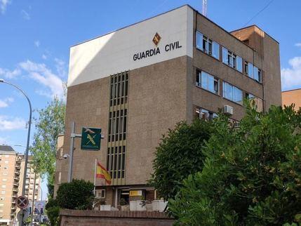 La Guardia Civil detiene a los dos personas y esclarece seis robos muy violentos, uno de ellos en Brihuega