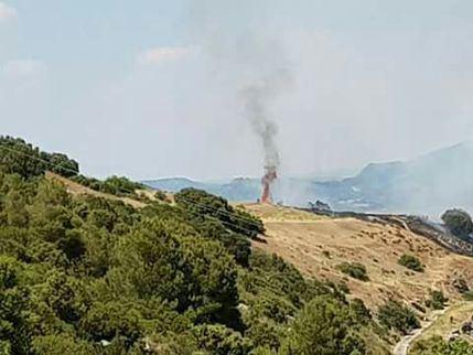Extinguidos los incendiosde Jirueque y Mohernando, pero sigue activo el de Sacedón