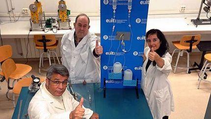 Innovador sistema de purgación de equipos de seroterapia que evita la inframedicación intravenosa