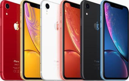 iPhone XR, diseño en aluminio y vidrio para lo último de Apple