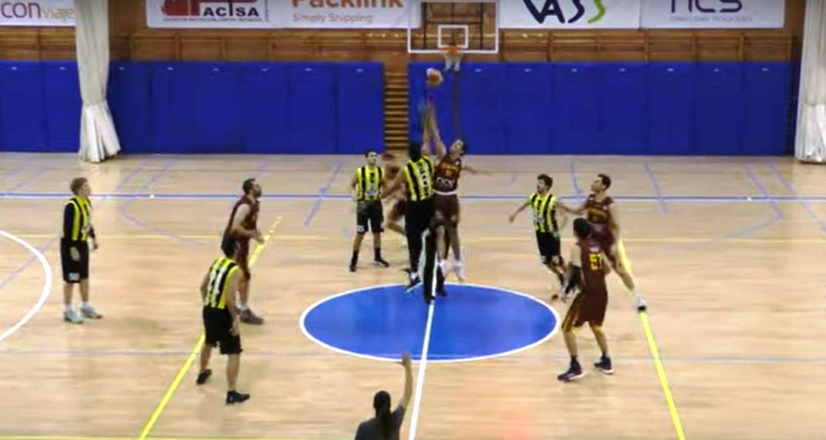 El Isover Basket Azuqueca recuperó las buenas sensaciones y estuvo a punto de llevarse el partido en Alcobendas
