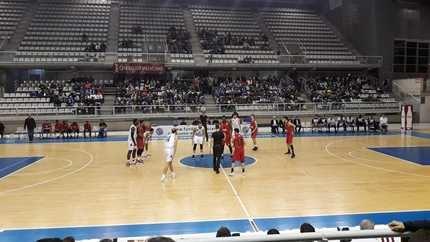 El Isover Basket Azuqueca cierra un histórico 2018 con una derrota ante el Alicante