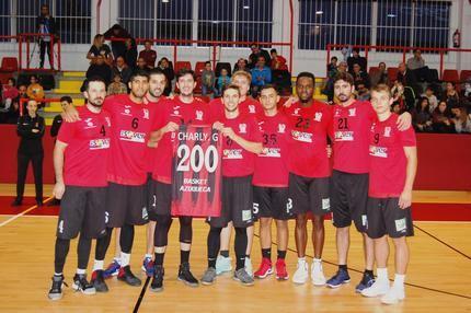 La victoria en el derbi provincial de Guadalajara de Liga EBA se quedó en Azuqueca