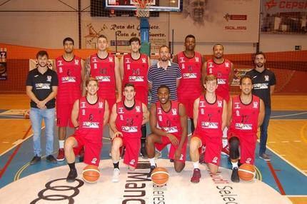 El Isover Basket Azuqueca no pudo con un sólido cque demostró en La Paz por qué es líder del grupo