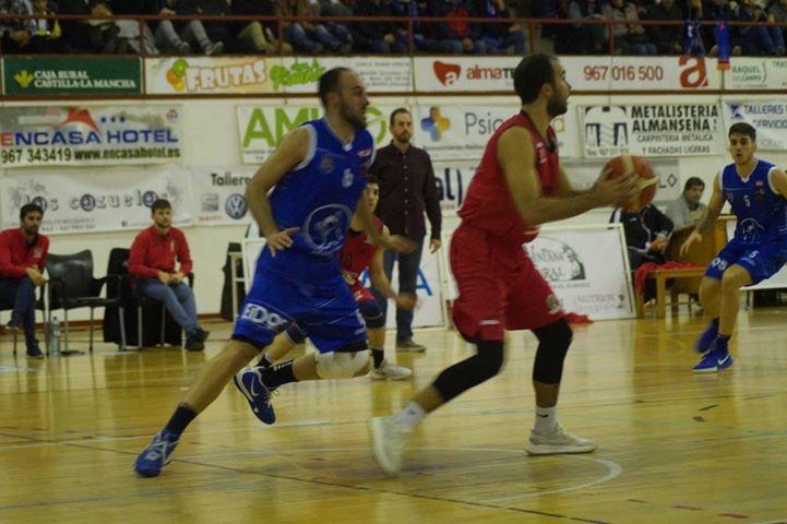 El Isover Basket Azuqueca estrena el año con derbi autonómico a domicilio