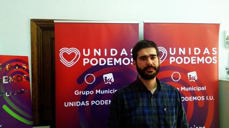 IU pesentará dos mociones en el próximo Pleno del Aytuntamiento de Guadalajara