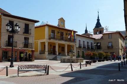 Jadraque registra ¡3.800 contagios de coronavirus! por cada 100.000 habitantes (la media en España es de 700 casos)