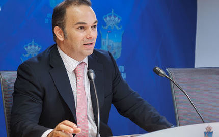 """Carnicero: """"Gracias al Grupo Popular los profesionales, mutualistas y los taxistas se podrán beneficiar de las ayudas municipales por el Covid-19"""""""