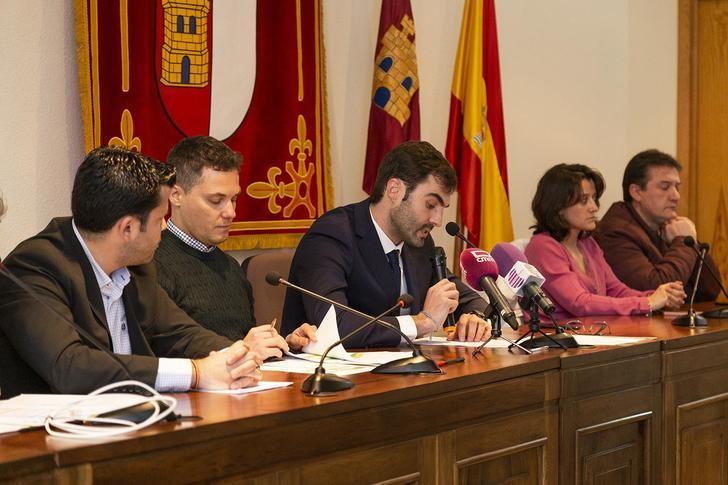 Jorge Peña es el nuevo alcalde de Trillo tras prosperar la moción de censura de PP y APTYP contra Lorena Álvarez
