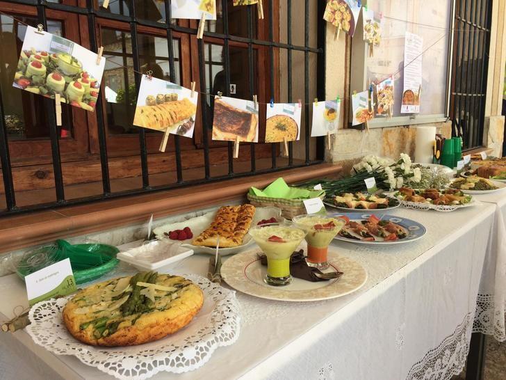 XIII Jornadas Gastronómicas del Espárrago Verde en Aranzueque